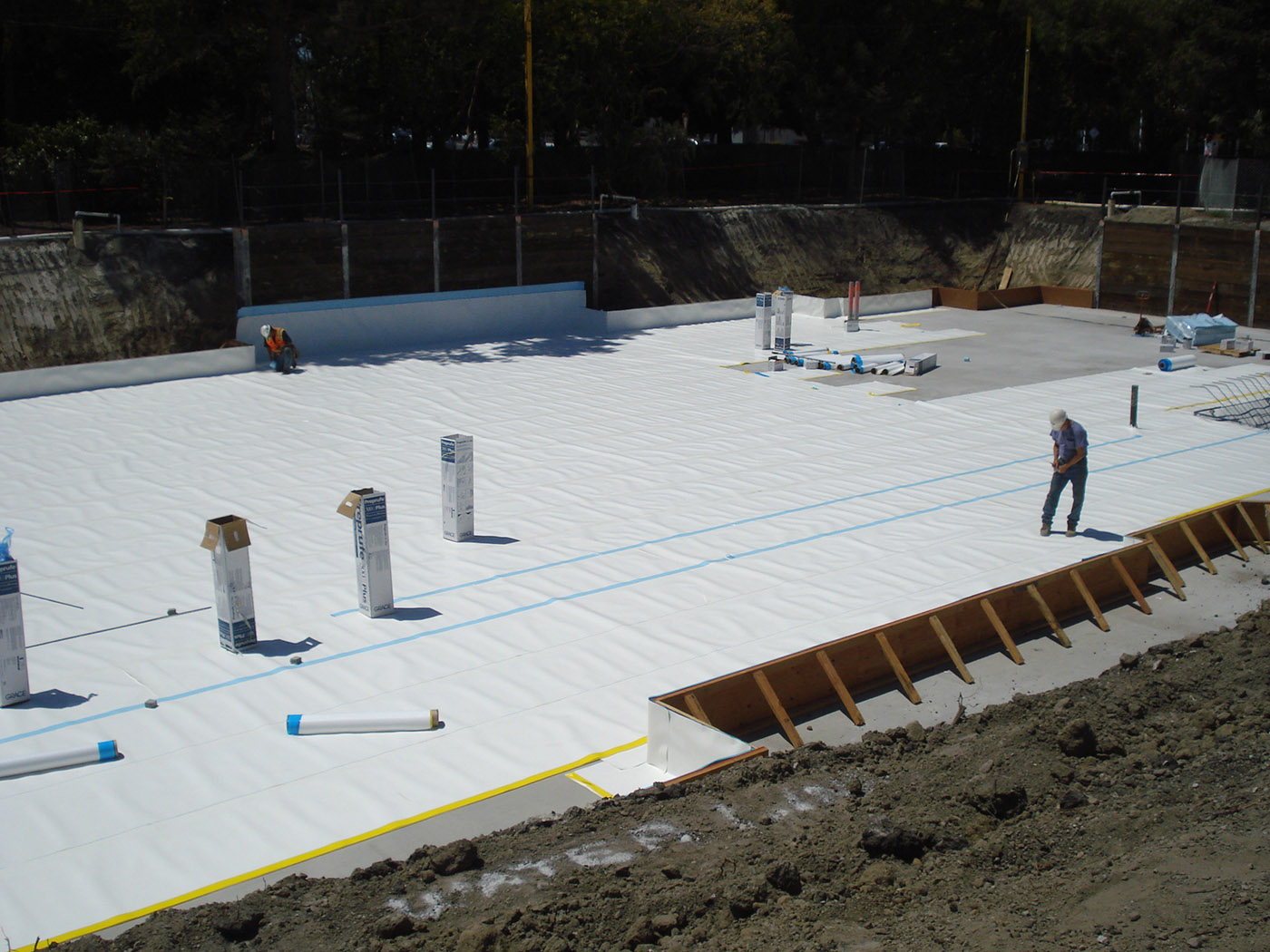 Complete Waterproofing Solutions | GCP Applied Technologies